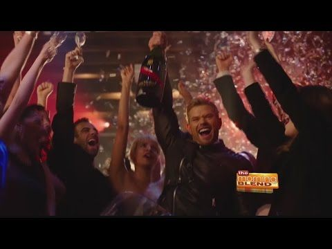 (10) Kellan Lutz Mumm Champagne - YouTube