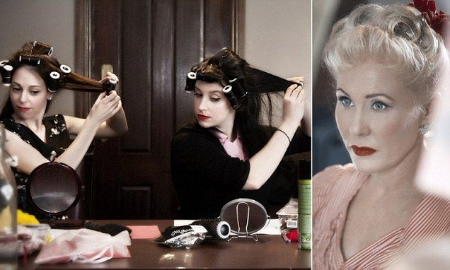 Meet the Australian woman teaching poise, posture and pin curls in her vintage etiquette classes  Read more: http://www.dailymail.co.uk/news/article-2718584/Meet-Australian-woman-teaching-poise-posture-pin-curls-vintage-etiquette-classes.html#ixzz3GevpWI2v  Follow us: @MailOnline on Twitter   DailyMail on Facebook