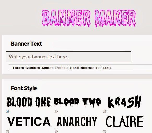 Banner Creator