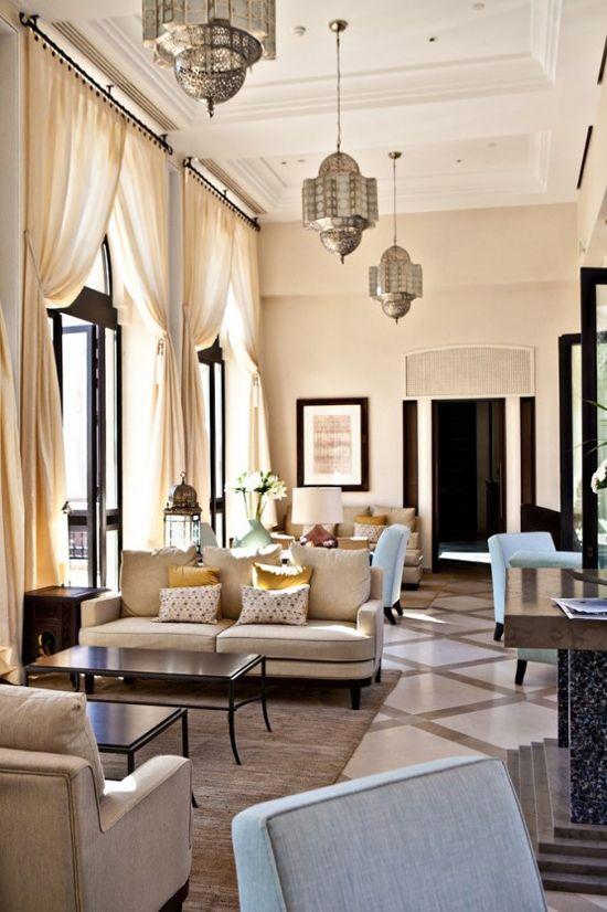 25 beste idee n over marokkaanse woonkamers op pinterest