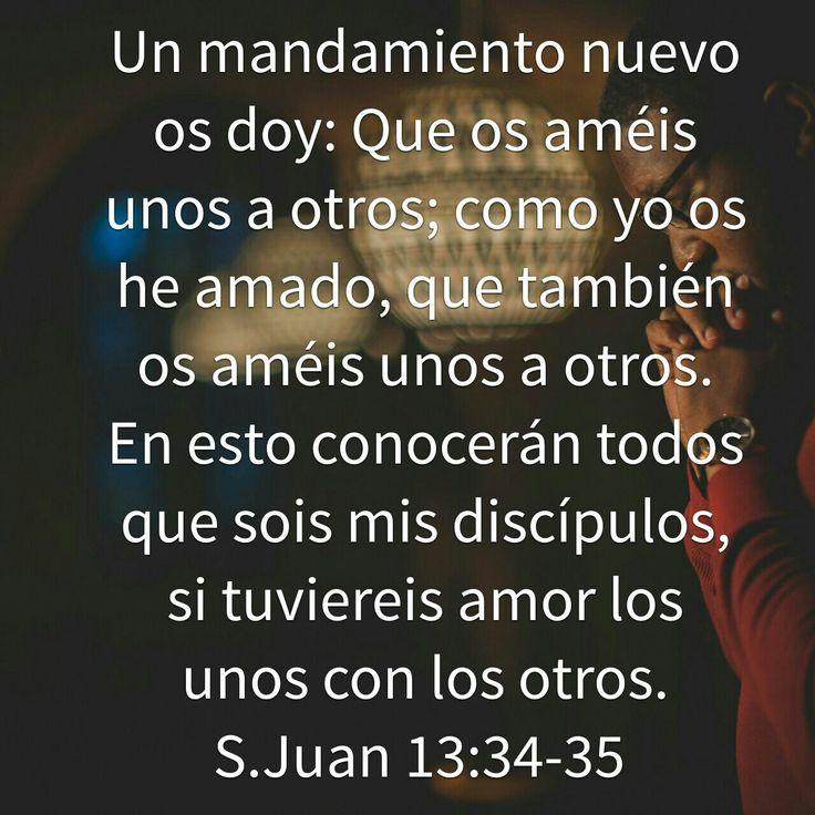 S. Juan 13:34-35