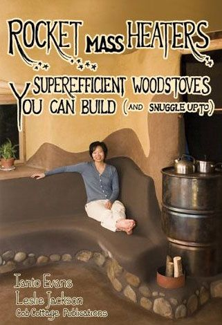 Thermal Mass Rocket Stoves on our Minds... Midwest Permaculture