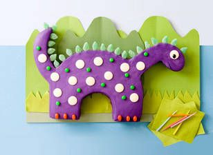 1000 images about dinosaur cake on pinterest dino cake for How to make a dinosaur cake template