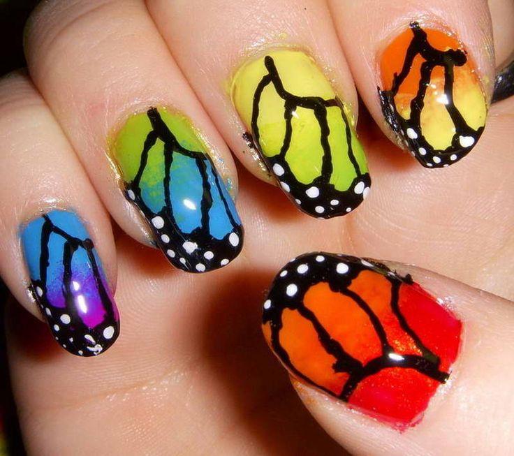 Cool Nail Designs At Home Easy   Nail Art Expert