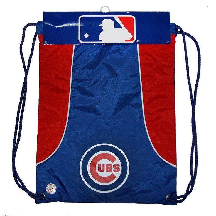 MLB Boston Atlanta Philadelphia Chicago Back-Sack Sling Bag Personalized