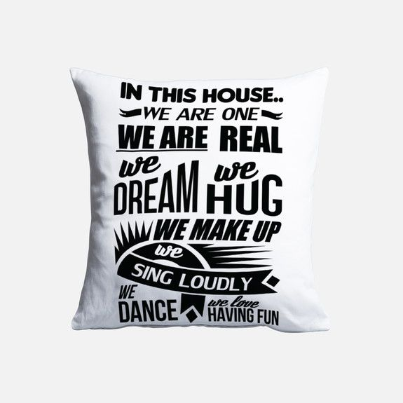 Superbalist - In this House Cushion Cover