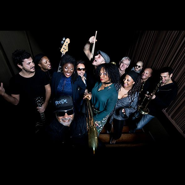 Incognito Ft Maysa October 20 2018 British Musicians Incognito Bands On Tour