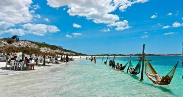 Famosa vila de pescadores que virou um dos destinos mais procurados por brasileiros e estrangeiros. Jericoacoara-Ceará