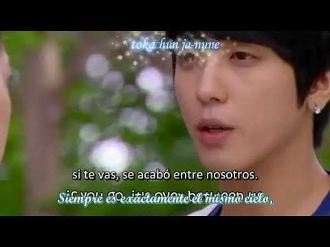 """OST Heartstrings """"Because I Miss You"""" (Porque te extraño) Jung Yong Hwa ..."""