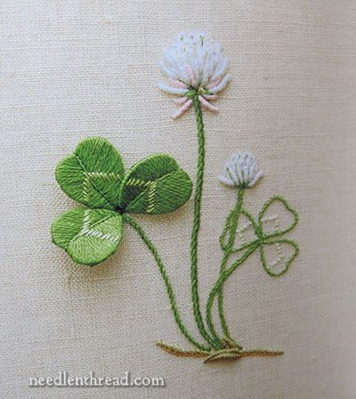 Stumpwork Flowers by Sachiko Morimoto