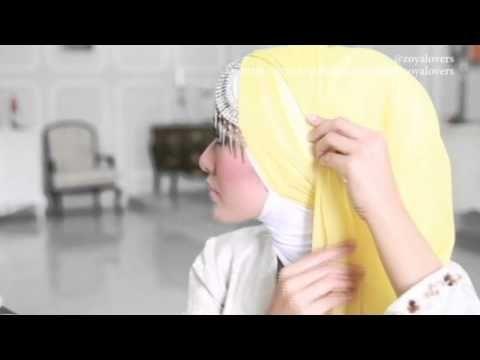 Video Hijab Tutorial Zoya Terbaru - Zoya Party K1 2014 (+playlist)