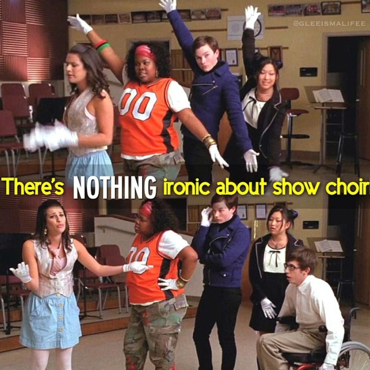 397 Best Images About Glee Quotes On Pinterest