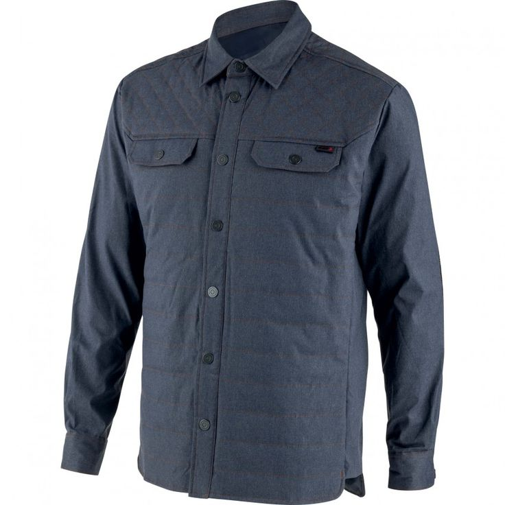 VENTURE SHIRT A casual and slightly rugged look with the advantages and comfort of technical fabrics.