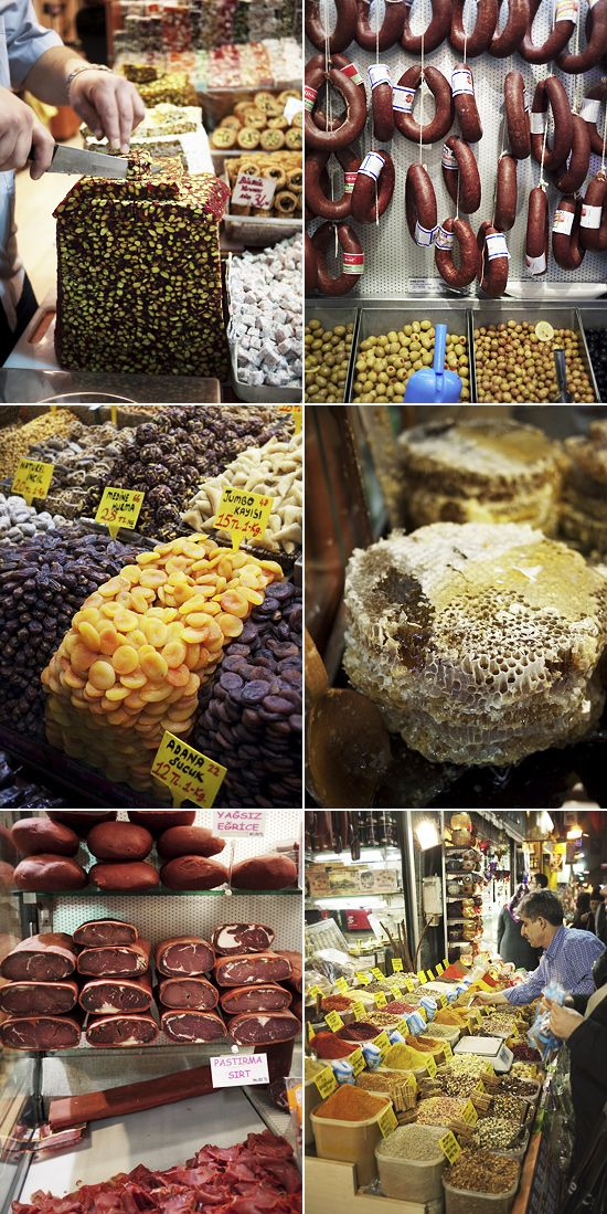This photo essay by @Rick Poon made me really hungry for #Turkish #food in #Istanbul :-)