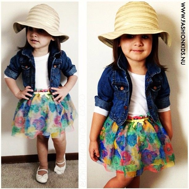 Kids Fashion Style Baby Toddler Girl Inspiration