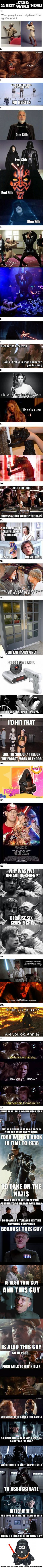 The very best of Star Wars memes Tis the Season for The Force Awakens - Check out CrazyBobsToyReviews.com