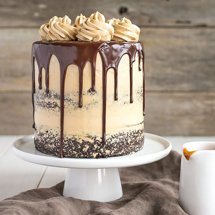 The ultimate combo of chocolate and caramel come together in this delicious Chocolate Dulce de Leche Cake.