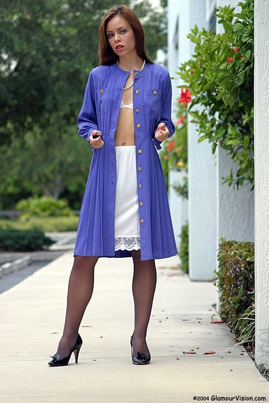 foto de 246 best Stripping Off images on Pinterest Nightgowns Shirts and Petticoats