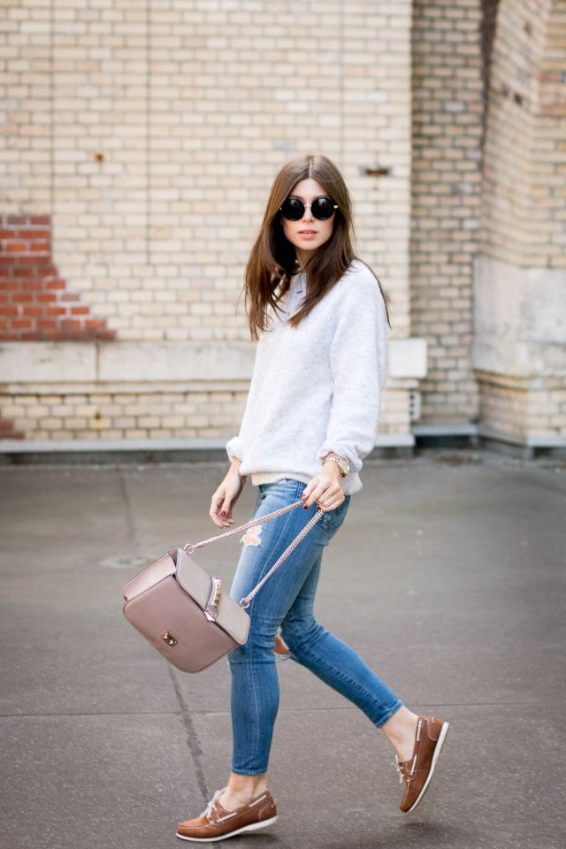 OUTFIT: boat shoes | Sperry outfit women, Fashion, Outfits