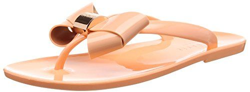 Ted Baker Damen Ettiea Sandalen, Orange (Lt Orange), 38 EU - http://on-line-kaufen.de/ted-baker/38-eu-ted-baker-damen-ettiea-sandalen