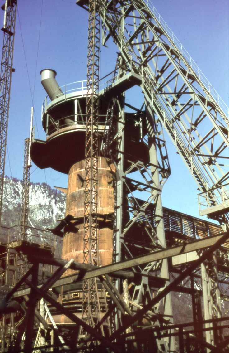 Blast Furnace Construction : Slavko smolej construction of the blast furnace no