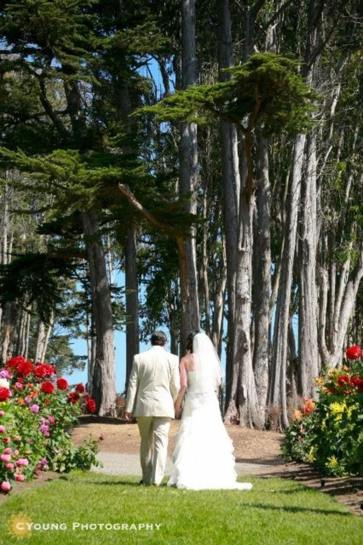 Mendocino Coast Botanical Gardens Weddings Price Out And Compare Wedding Costs For Ceremony Reception Venues In Fort Bragg Ca