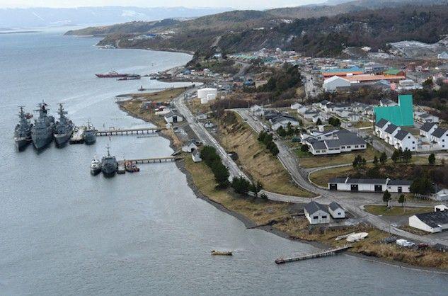 En <b>Puerto Williams</b>, comuna de Cabo de Hornos, se realizará este ...
