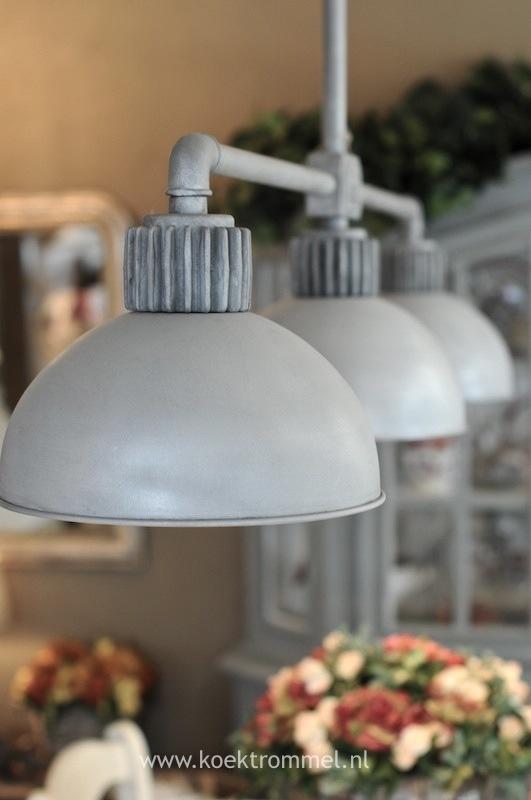 hanglamp Frezoli 'Raz' 3-kap