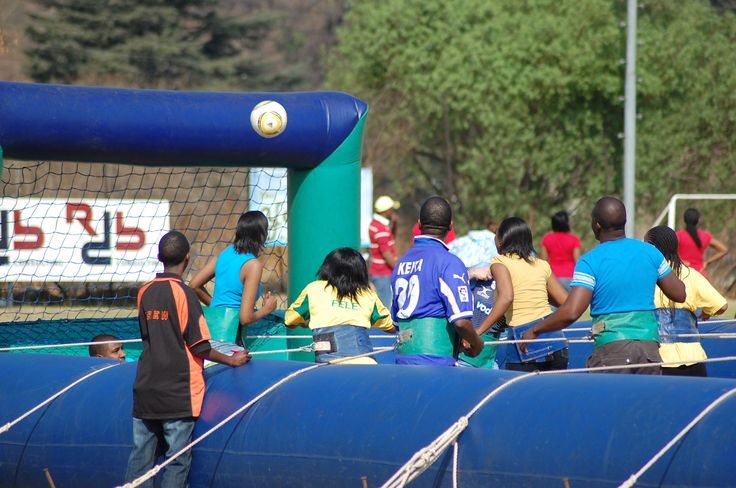 Foosball Action - Supertouch Events