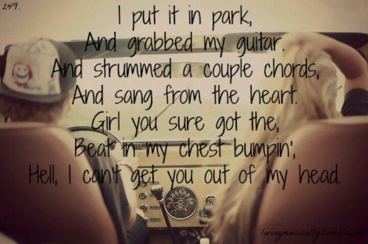 25+ Best Country Song Quotes On Pinterest