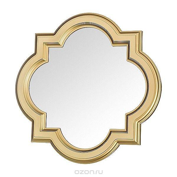 Зеркало настенное (43х43 см) Lovely home 220-141 - купить по выгодной цене с доставкой. Интерьер от Арти-М в интернет-магазине OZON.ru