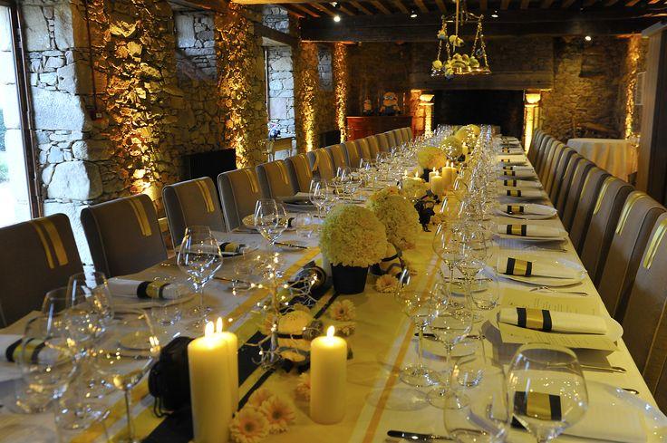 Domaine des Etangs - Decoration #Minions #decoration #restaurant #massignac