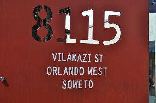Soweto (/sɵˈweɪtoʊ/, /sɵˈwɛtoʊ/, or /sɵˈwiːtoʊ/) is an urban area of the city of Johannesburg in Gauteng, South Africa, bordering the city's...