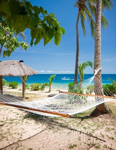 Tropical escape. Malolo Island Resort, Fiji  www.islandescapes.com.au