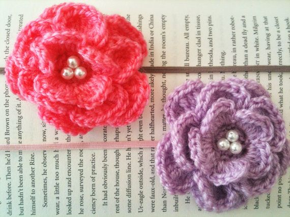 Flowers Everywhere headband by Bellaandco on Etsy, $10.00