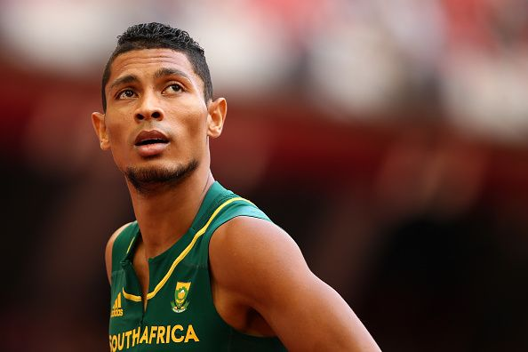 South Africa's Wayde van Niekerk has won gold in the 400m in Beijing Wayde van Niekerk bossed the 400m Men's Final at the World Athletics Championships in Beijing. http://www.thesouthafrican.com/south-africas-wayde-van-niekerk-has-won-gold-in-the-400m-in-beijing/
