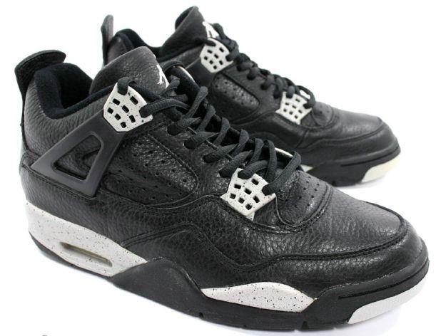 size 40 90b8b 3fb27 2018 Purchase Air Jordan 4 (IV) Retro 1999 Black Black Cool Grey 136030 001