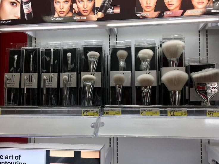 New elf brushes