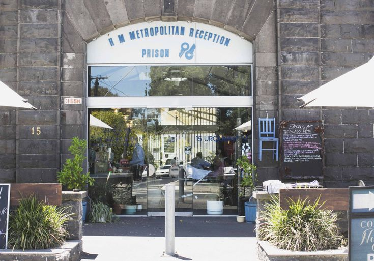Glass den - coburg - pentridge
