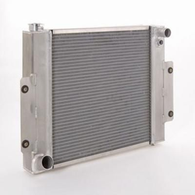Be Cool Replacement Aluminum Radiator for Manual Transmission with AMC Engines - 60027: Designed… #AutoParts #CarParts #Cars #Automobiles