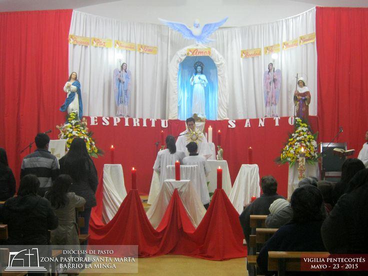 iglesia de pentecostes zaragoza