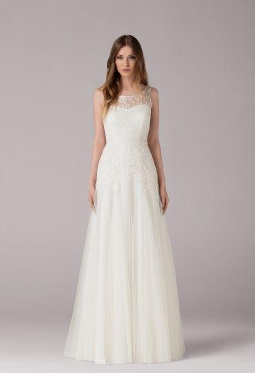 PEARL front suknie ślubne Kolekcja 2015