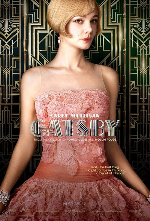 The Great Gatsby, Movie Poster