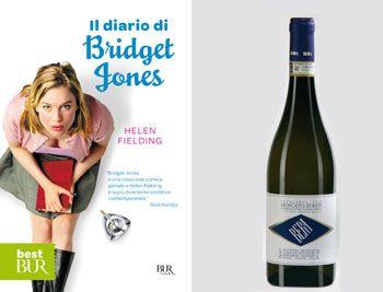 Il Moscato d'Asti docg Bera e Il diario di Bridget Jones