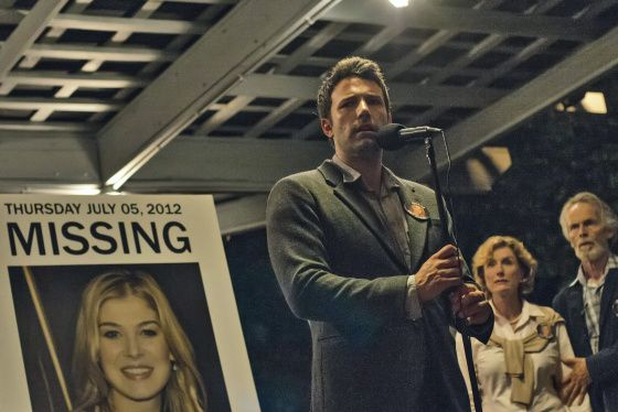 """""""Gone Girl"""", will the movie match up to the success of the book?"""