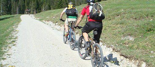 Mayrhofen - Zemmschlucht - Ginzling - Schlegeisstausee - Mountainbike - Tour Tirol: ohne Tunnel nach Breitlahner
