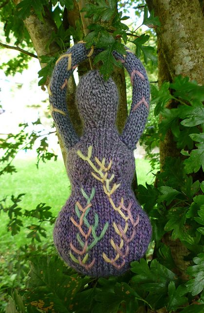 Knitting Goddess : Best images about goddess dolls knit and crochet on