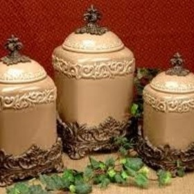 elegant kitchen canisters 17 best images about kitchen canister sets on pinterest a well shops and posts 5002