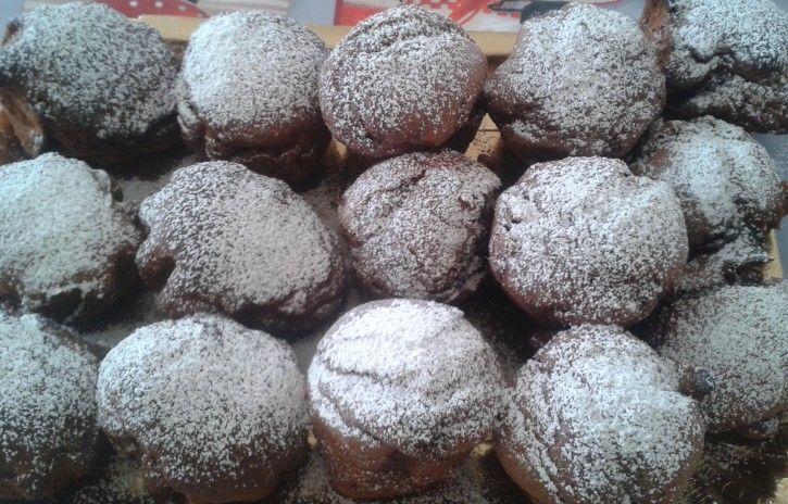Muffin al nesquik - www.cucinandomania.it