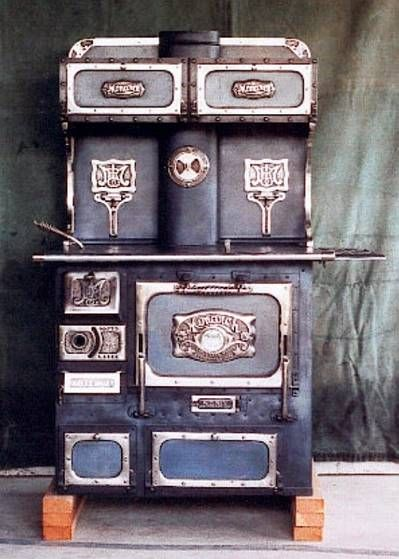 Monarch Malleable Steel Range 1910 Stoves For Sale